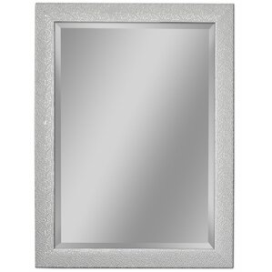 Beveled Rectangle Bathroom Vanity Wall Mirror