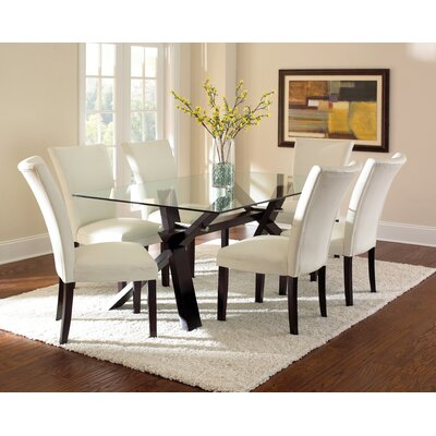 Glass Dining Table Base Only   Wayfair