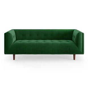 Modern Green Sofas + Couches | AllModern