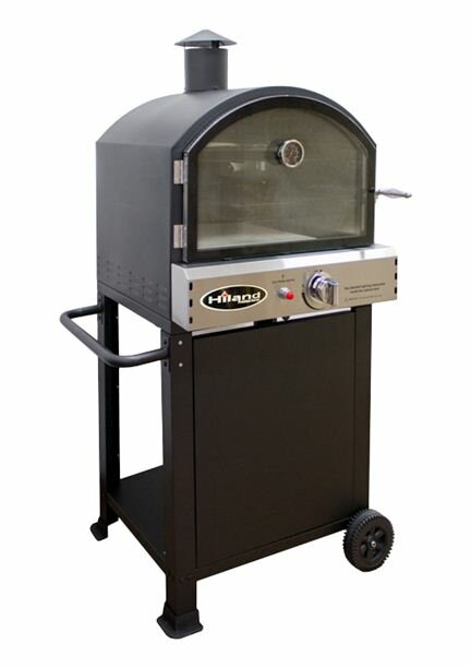 Az Patio Heaters Trolly Pizza Propane Oven Amp Reviews Wayfair
