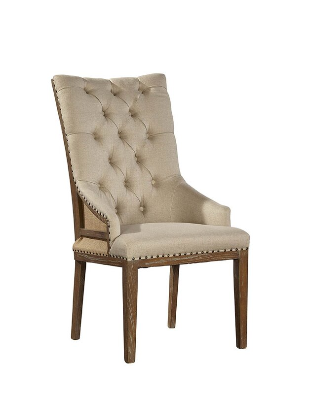 Boyles Highback Upholstered Dining Chair