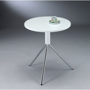 Rolle End Table by Varick Gall..