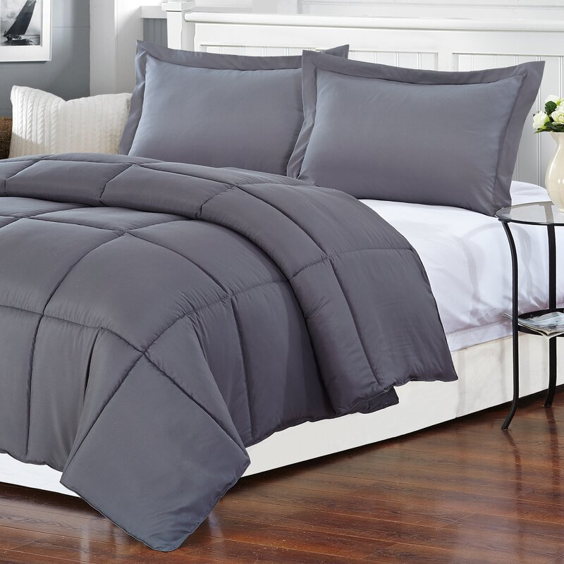 Polyester Medium Warmth Down Alternative Comforter Duvet Insert