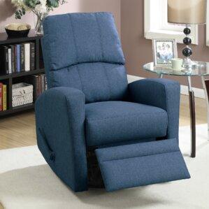 swivel recliner chairs for living room. Flora Upholstered Manual Swivel Recliner Recliners You ll Love  Wayfair