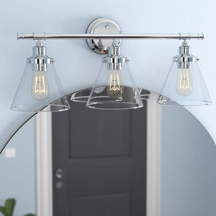 Cottage Country Bathroom Vanity Lighting You Ll Love Wayfair Ca