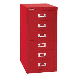 Elegant Red Filing Cabinets Youu0027ll Love | Wayfair