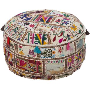 Round Ottomans Amp Poufs You Ll Love Wayfair