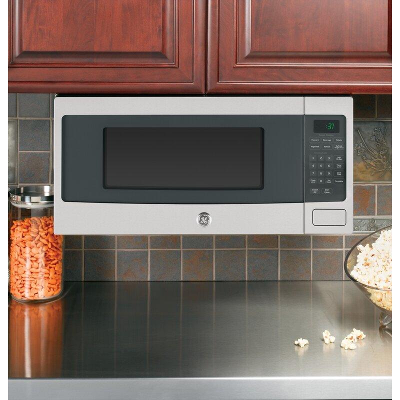 24 1 Cu Ft Countertop Microwave