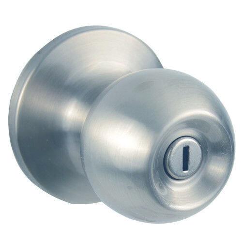 Kwikset Regina Safelock Privacy Door Knob
