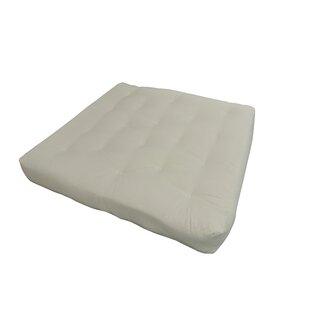 10 Foam And Cotton Loveseat Size Futon Mattress