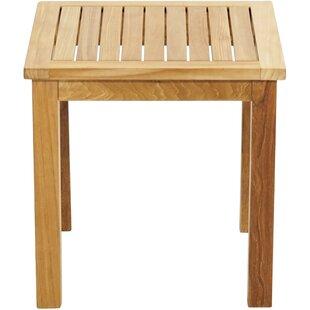 Bridgeview Teak Side Table by Lynton Garden