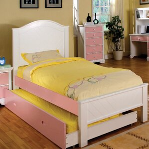 aila twin panel bed
