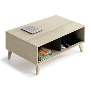 Stylus Coffee Table With Lift Top
