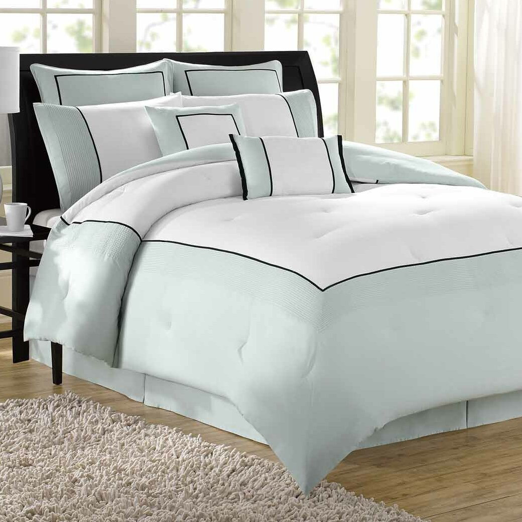 Reviews On Hotel Collection Bedding: Soho New York Hotel 8 Piece Comforter Set & Reviews