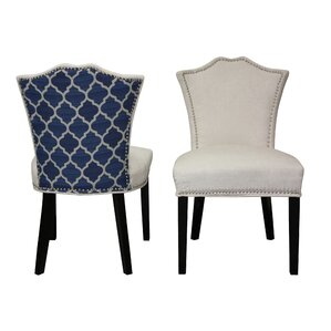 Sweetheart Side Chair (Set of 2) by HD Couture