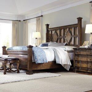 Montebello Panel Bed by Bernhardt