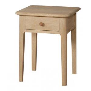 Nachttisch Wright mit Schublade von Homestead Living