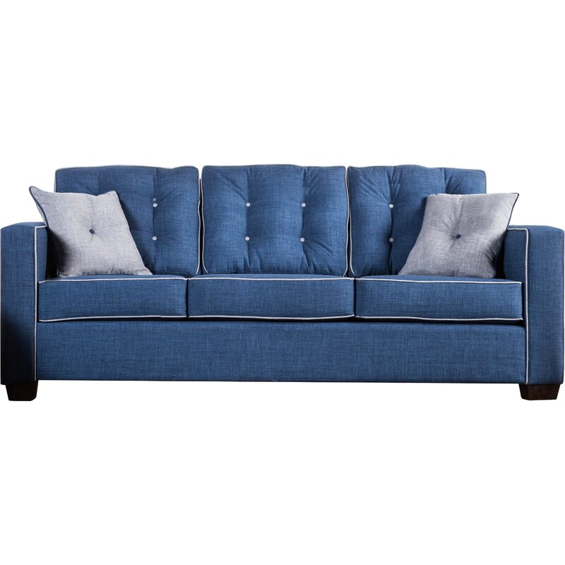 hokku designs urban valor sofa wayfair rh wayfair com velour sofas for sale velour sofas for sale