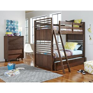 Schuster Complete Bunk Bed Configurable Bedroom Set