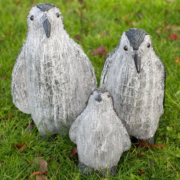 Derry 39 s beleuchtete dekoration pinguin for Beleuchtete gartenfiguren