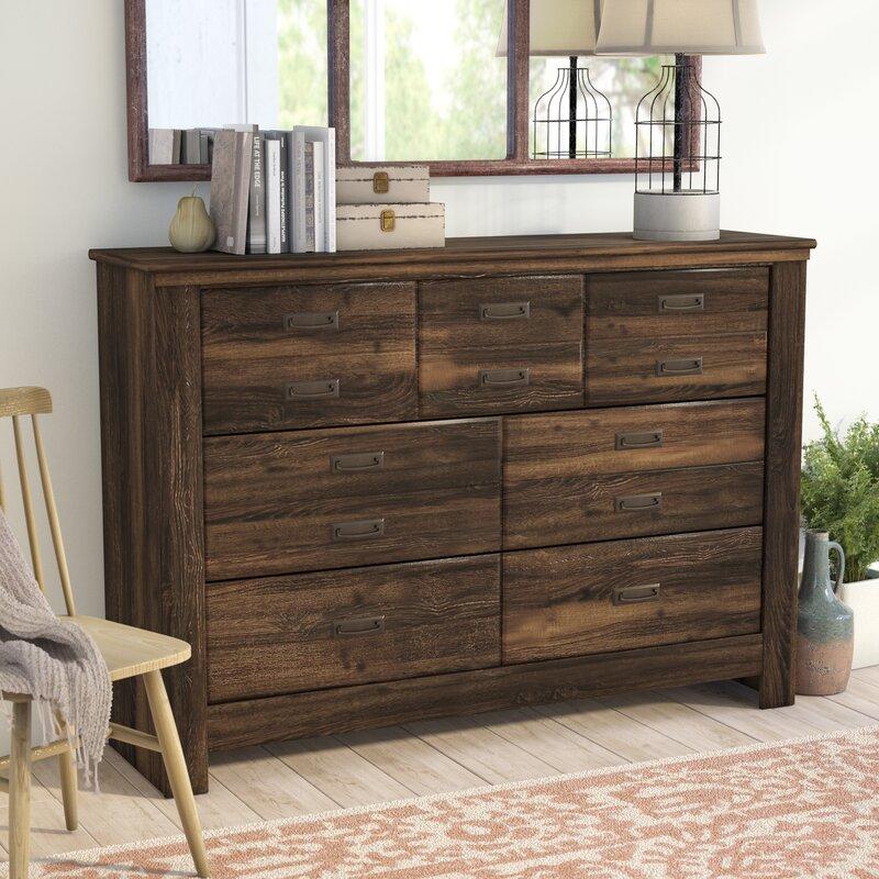 Amazing Saint Marys 7 Drawer Dresser