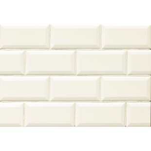 beveled edge subway tile wayfair