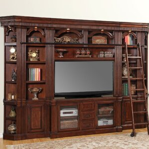Daisie Spacesaver Entertainment Center by World Menagerie