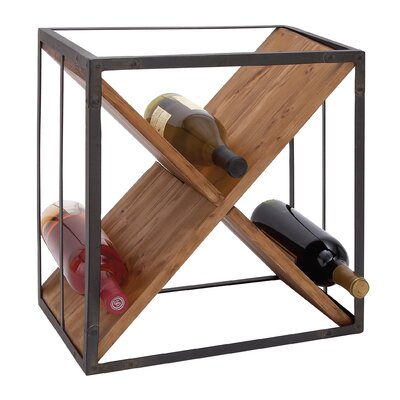 Breakwater Bay Mcgruder 16 Bottle Tabletop Wine Rack