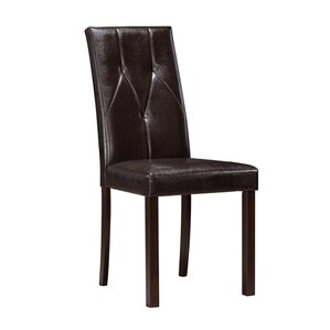 Side Chair II (Set of 2) by Monarch Specialties Inc.