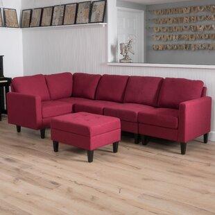 Roxanne Modular Sectional Sofa Wayfair