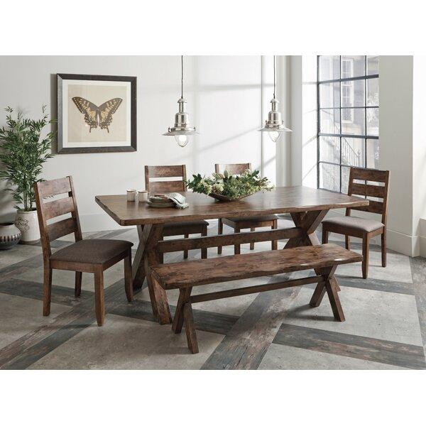 dining set for 6 Mistana Toole 6 Piece Dining Set & Reviews | Wayfair dining set for 6