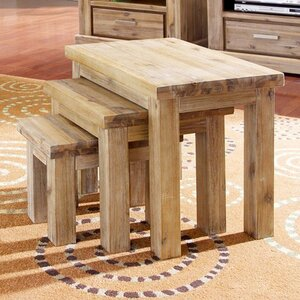 3-tlg. Satztisch-Set Colorado von Möbelkultura