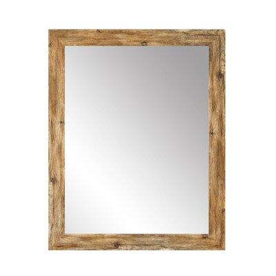 BrandtWorksLLC Barnwood Traditional Wall Mirror Size: 55 H x 32 W x 1 D