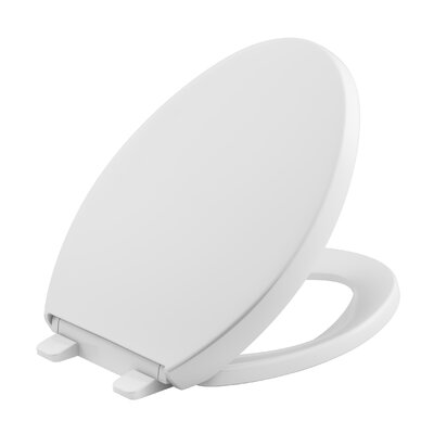 Pleasing Reveal Quiet Close With Grip Tight Elongated Toilet Seat Ocoug Best Dining Table And Chair Ideas Images Ocougorg