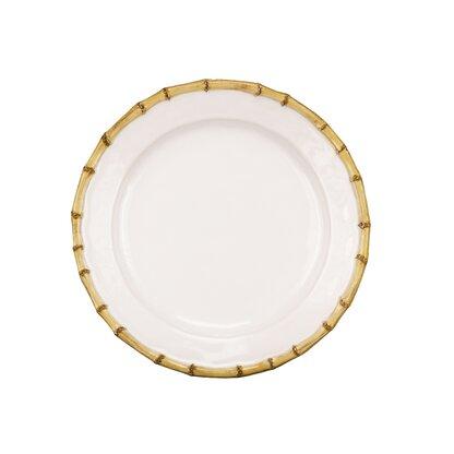 Classic Bamboo Natural 11  Dinner Plate  sc 1 st  Perigold & Bamboo Plates u0026 Saucers | Perigold