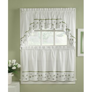Clover 58 Compwin Kitchen Curtains