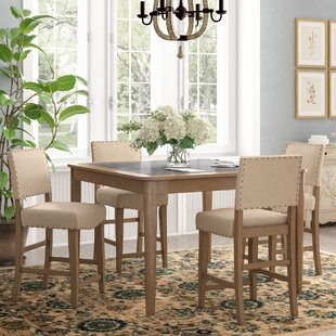 Kennemer 5 Piece Dining Set