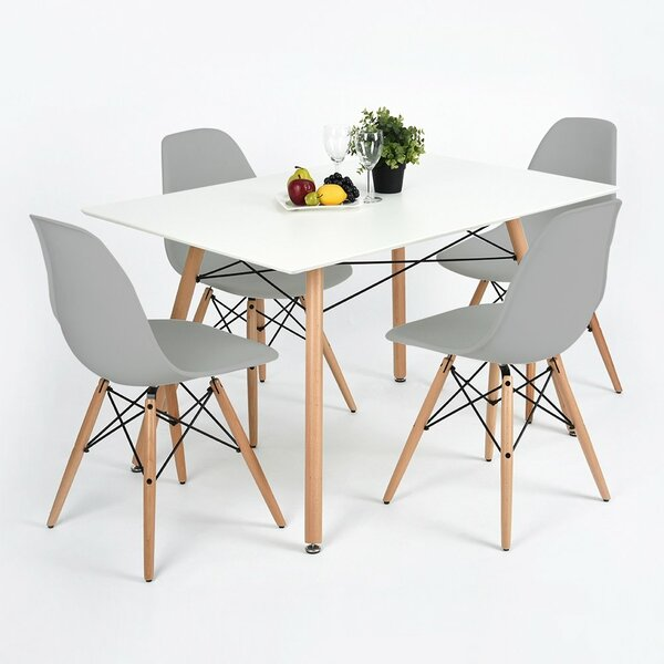 Groovy Gray Wash Dining Chair Wayfair Interior Design Ideas Philsoteloinfo