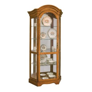 Lighthouse Stafford II Lighted Curio Cabi..
