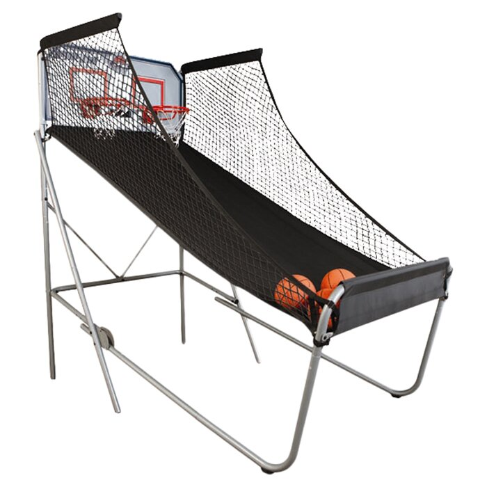 Lifetime Indoor Double Shot Arcade Basketball System & Reviews ...