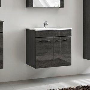 Belfry Bathroom 60 cm Wandmontierter Waschtisch Kirbus