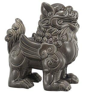 Standing Foo Dog Figurine