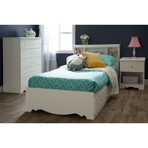 Crystal Platform Configurable Bedroom Set by South Shore