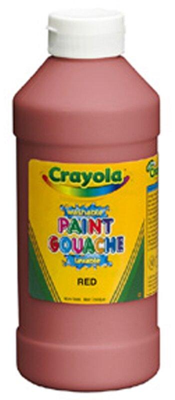 Crayola Washable Paint 16 Oz White