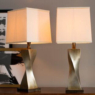 Lamp sets youll love wayfair brendan 31 table lamp set of 2 audiocablefo light catalogue