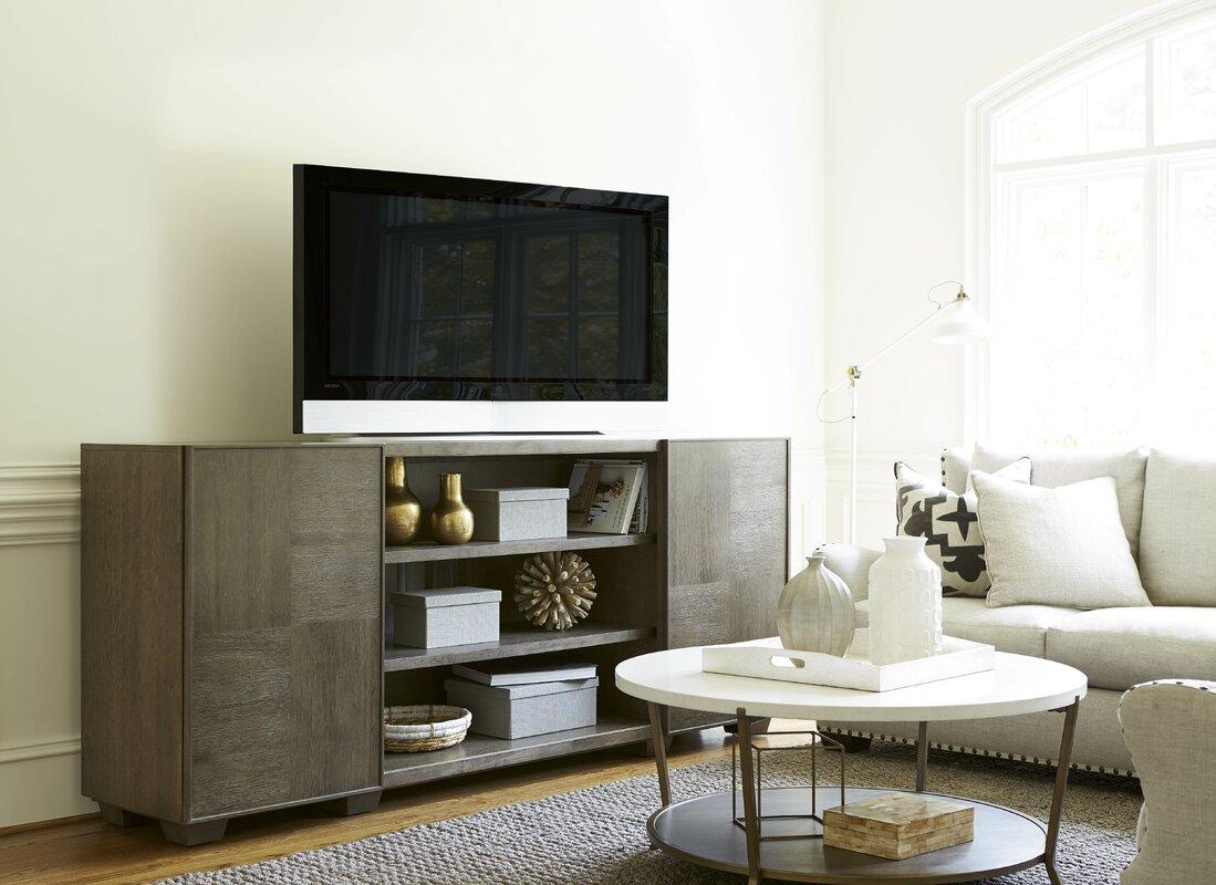 laurel foundry modern farmhouse payton media chest & reviews | wayfair
