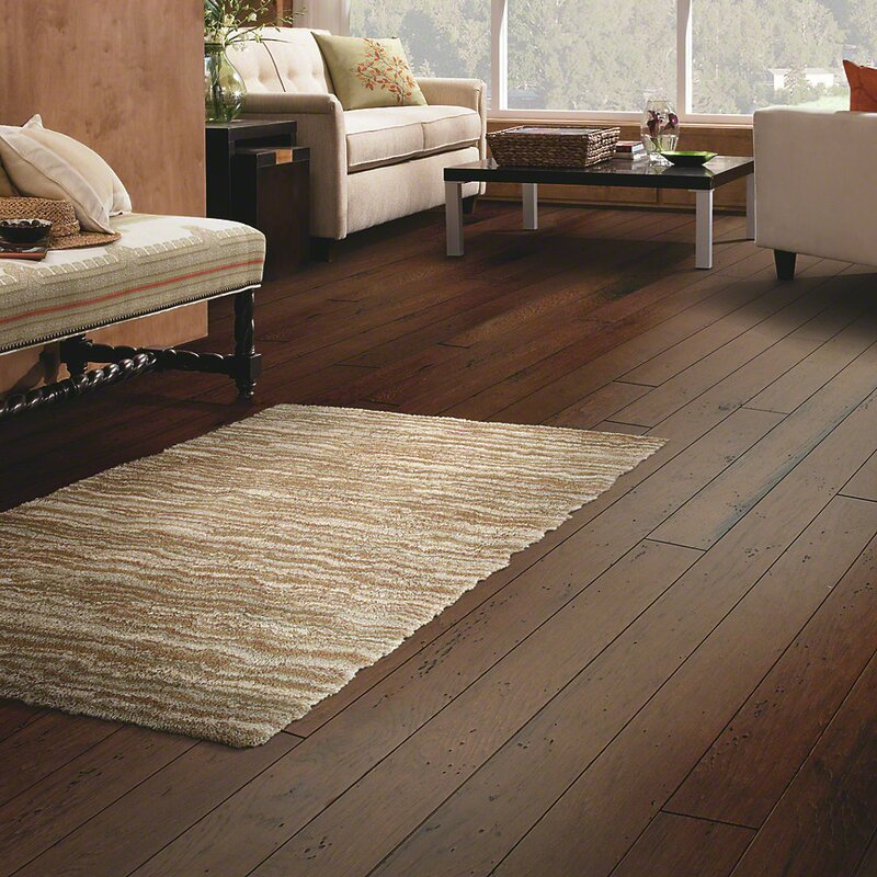 Wildon Home 174 Melrose Hickory 5 Quot Engineered Hickory