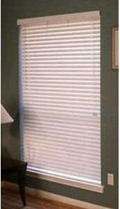 Room Darkening White Venetian Blind