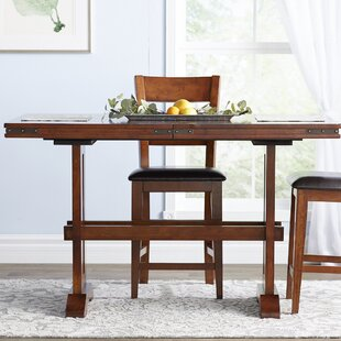 Nashoba Counter Height Extendable Dining Table