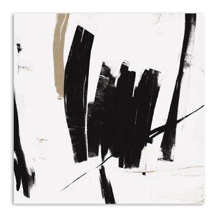 black and white wall art wayfair